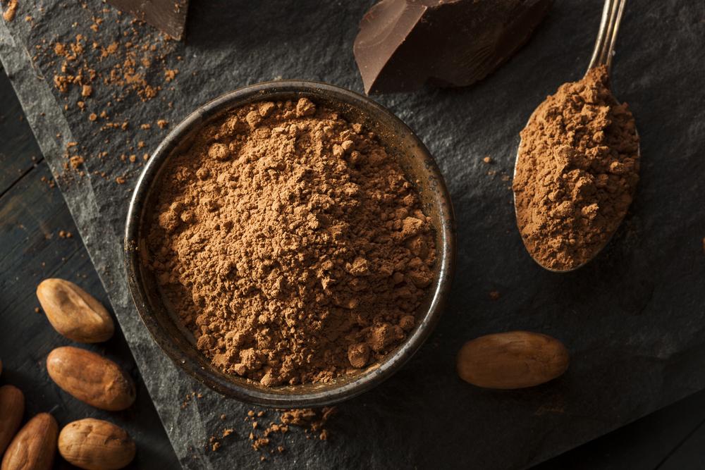 Хранение какао порошка